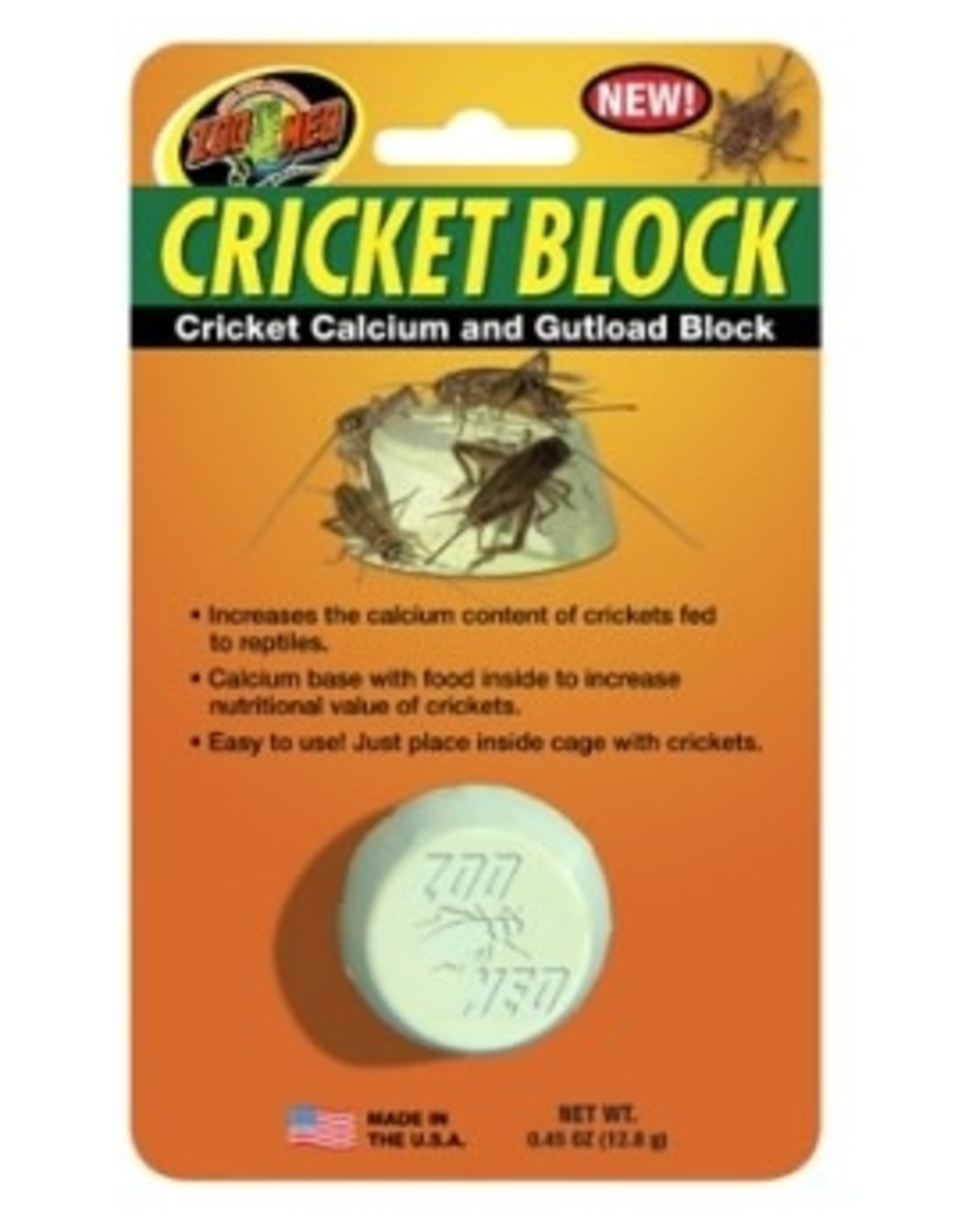 Zoomed CRICKET BLOCK