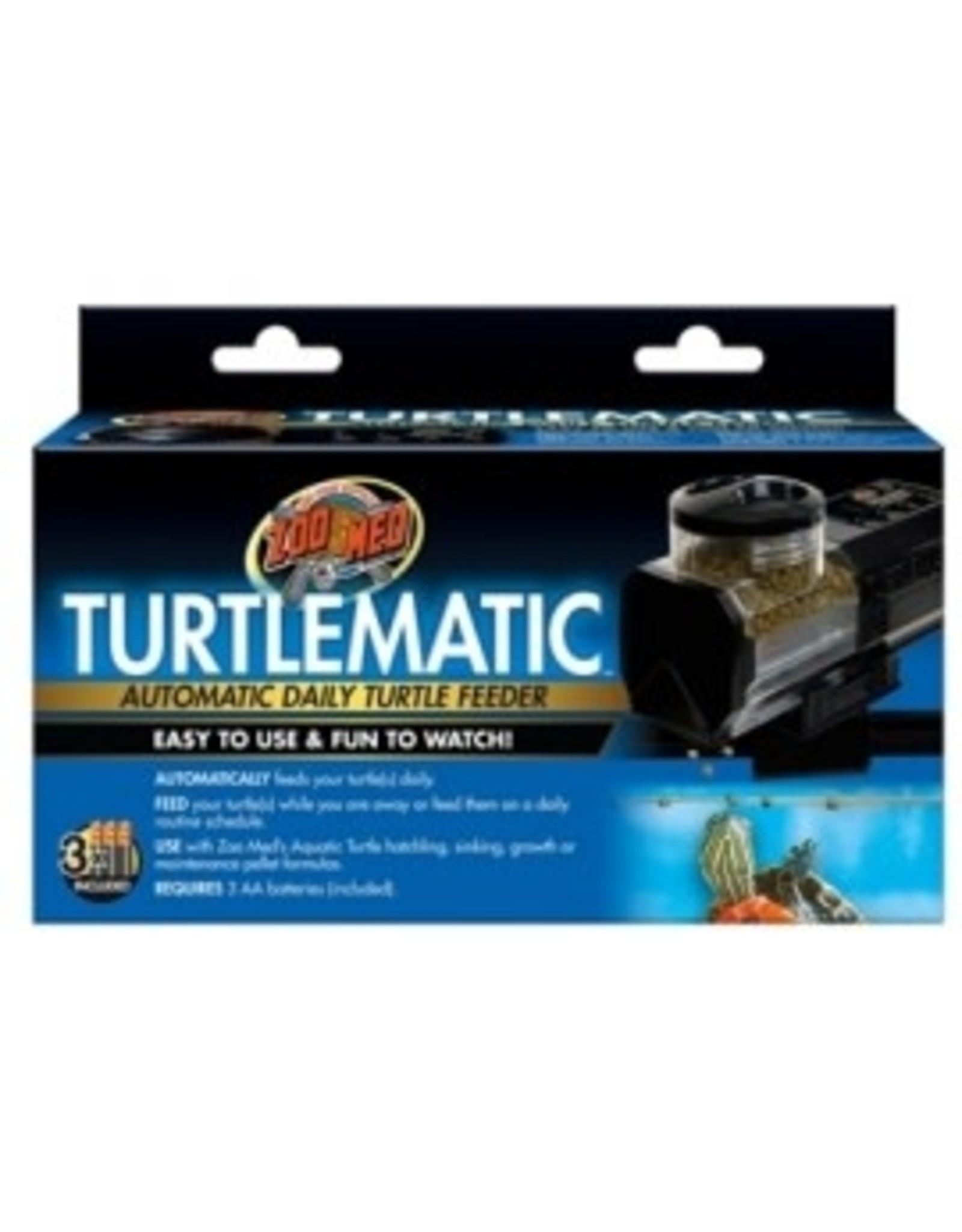 Zoomed Distributeur de nourriture Turtle Matic ZOOMED