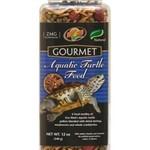 Zoomed NOUR. GOURMET AQUATIC TURTLE FOOD 312grs