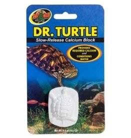 Zoomed Dr. Turtle Bloc de Calcium 14g ZOOMED