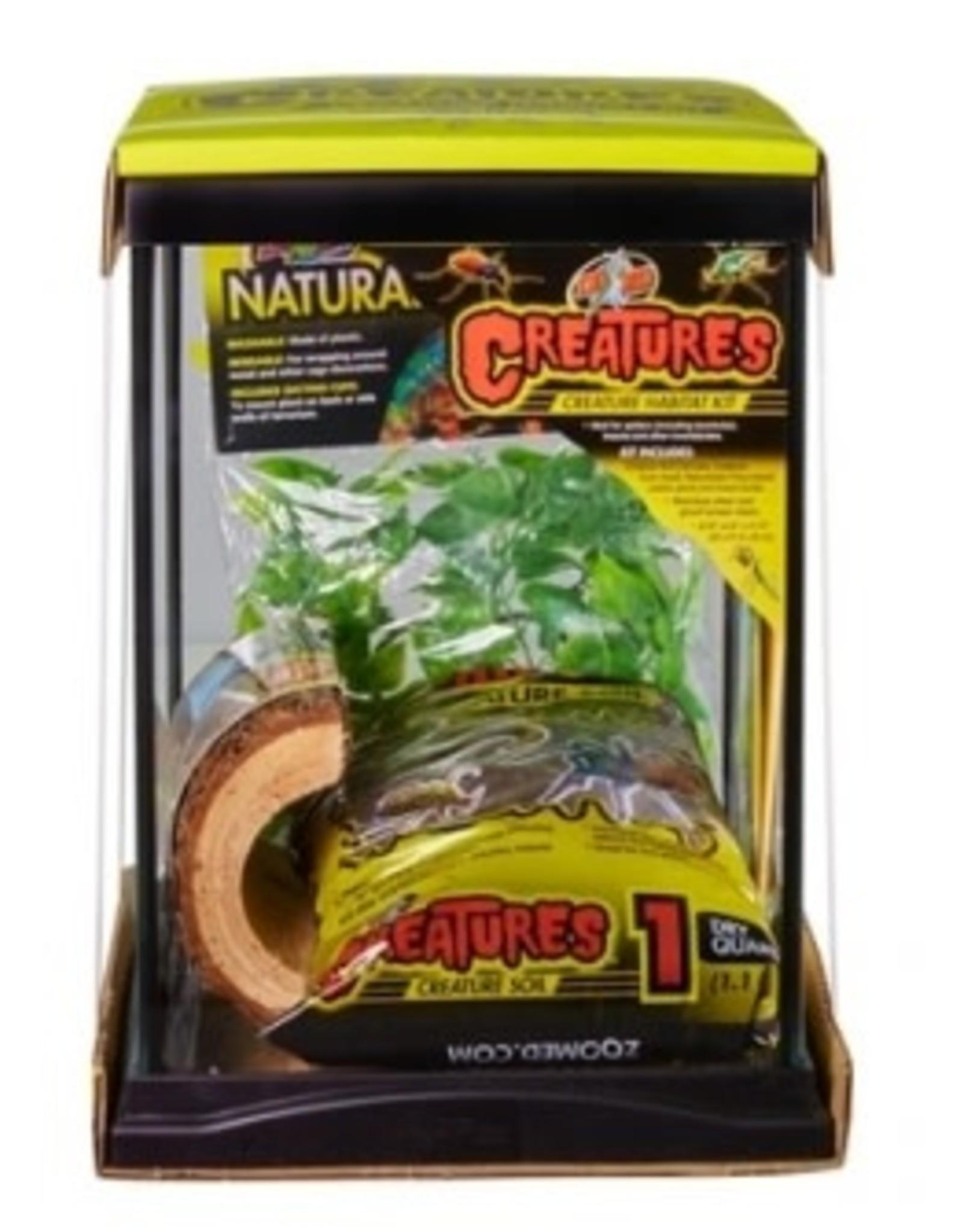 Zoomed Creatures Habitat Kit Zoomed