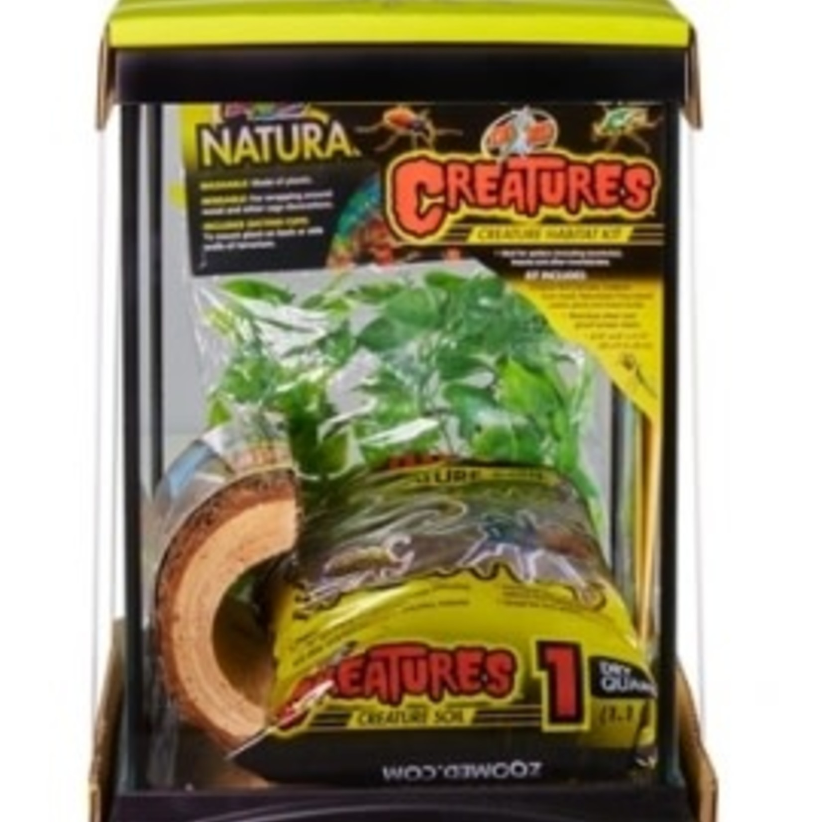 Zoomed Creatures Habitat Kit Zoomed