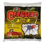 Zoomed Creatures Sand Zoomed