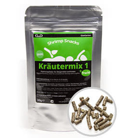 GlasGarten Krautermix 1 - Kruiden & fruit