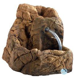Ceramic Nature Terrarium cascade