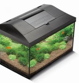 AquaEl LEDDY aquarium zwart
