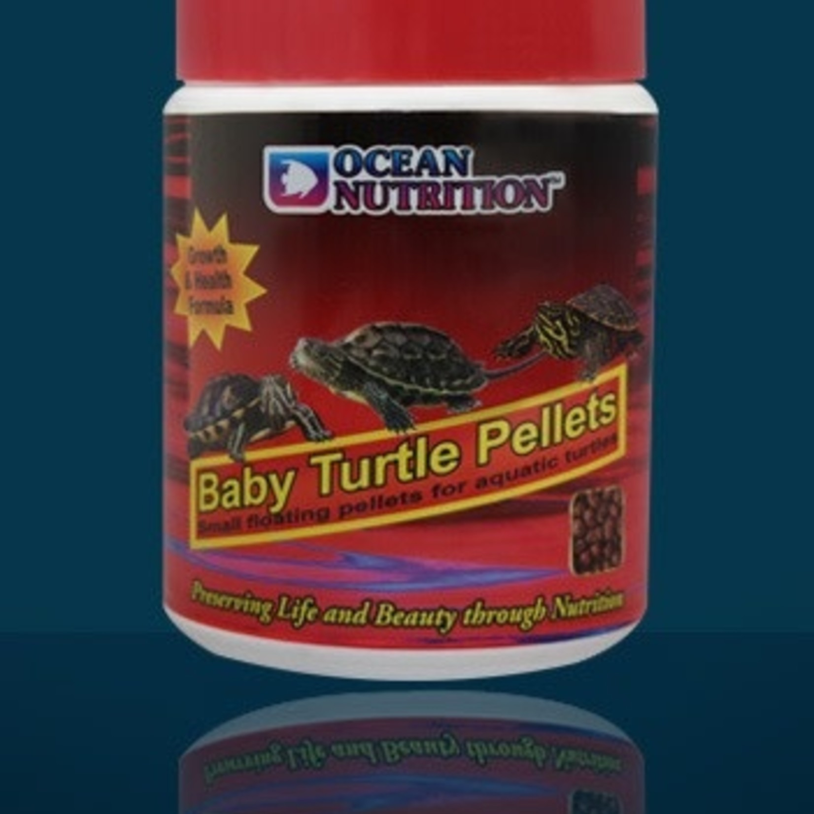 Ocean Nutrition Baby Turtle Pellets