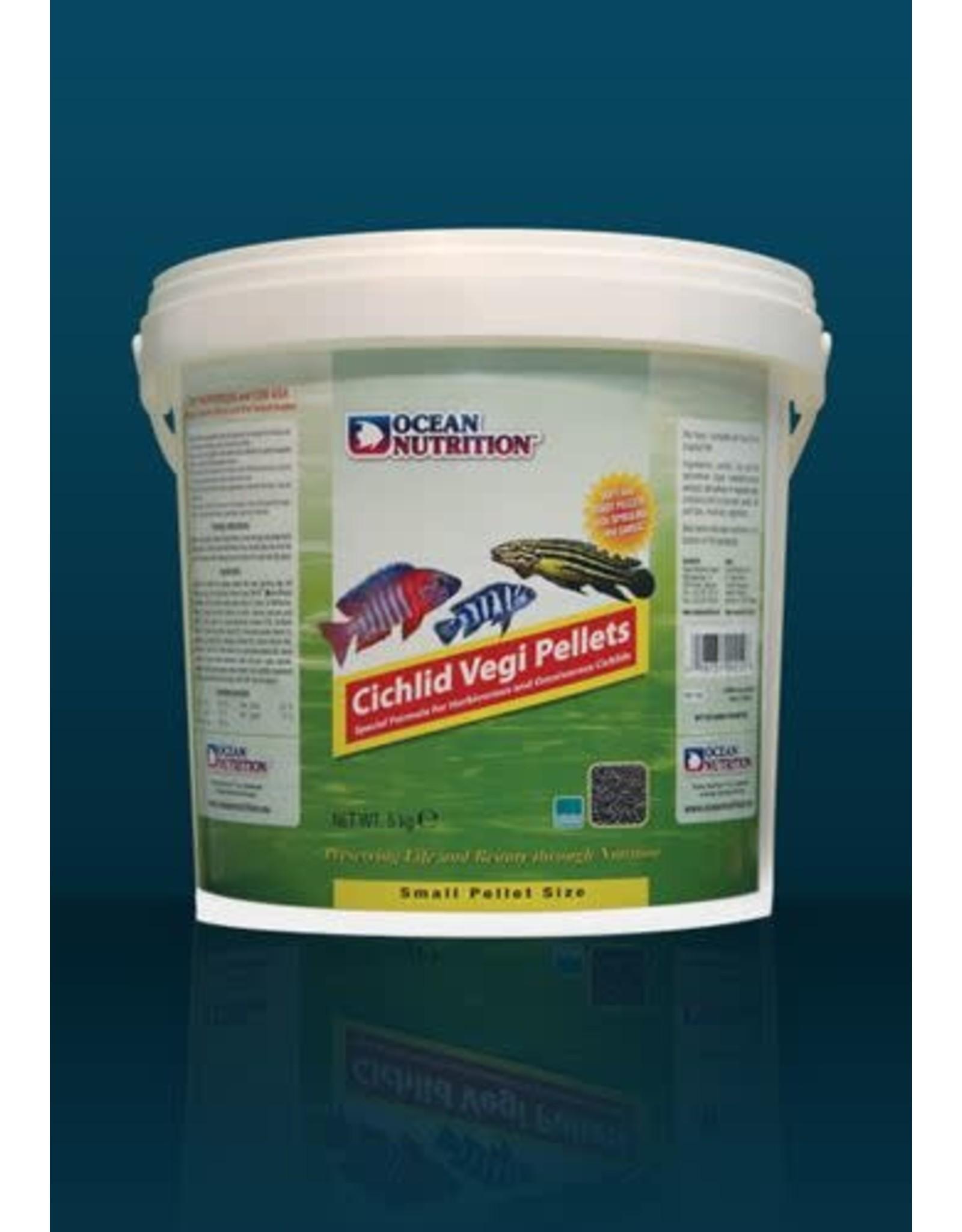 Ocean Nutrition Cichlid Vegi Pellet (S-M)