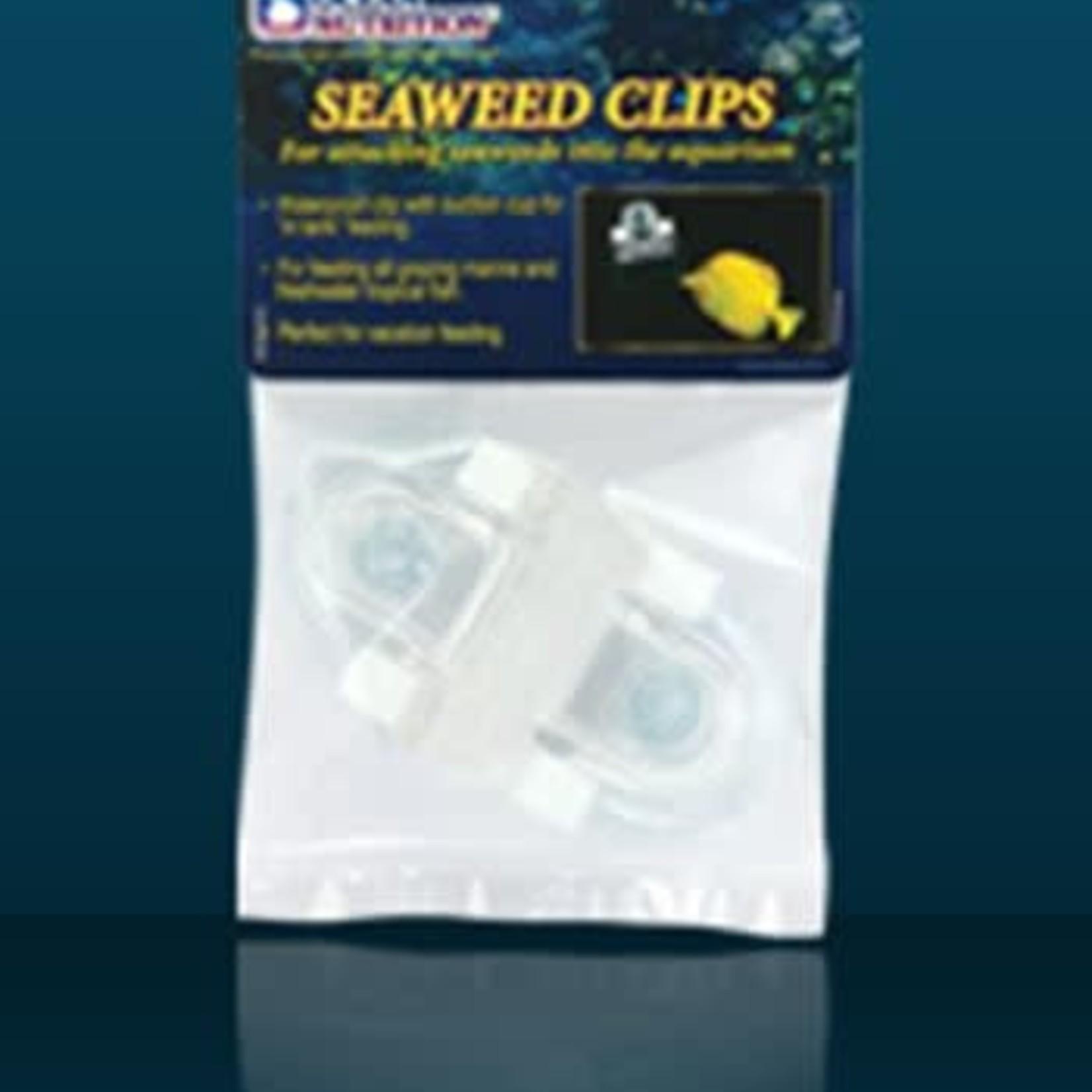 Ocean Nutrition Clips pour Algues