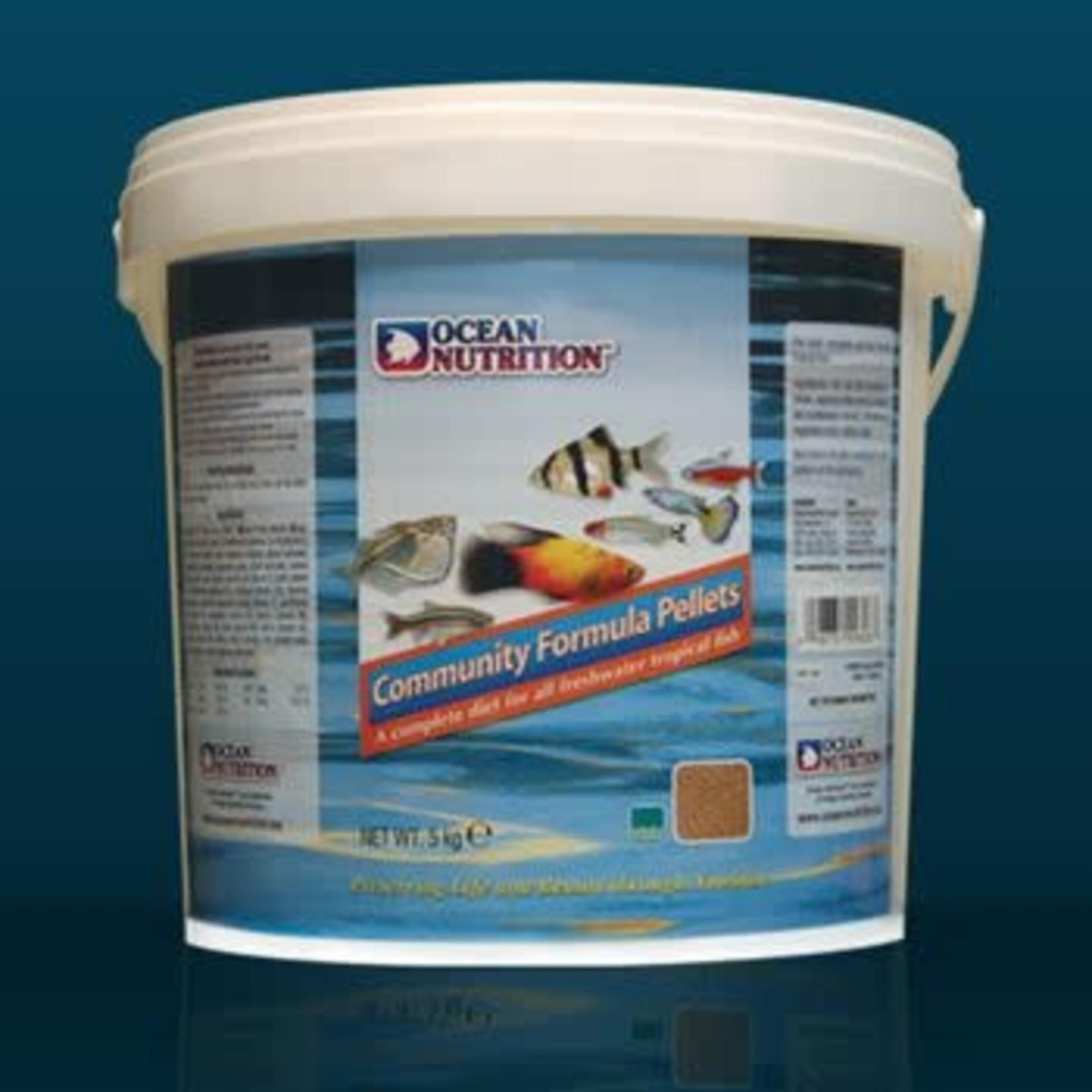 Ocean Nutrition Community Pellet