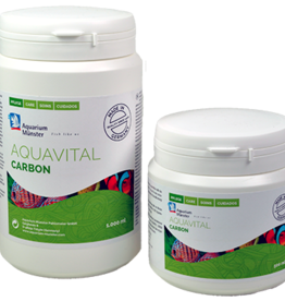 Aquarium Munster Charbon - Aquavital Carbon