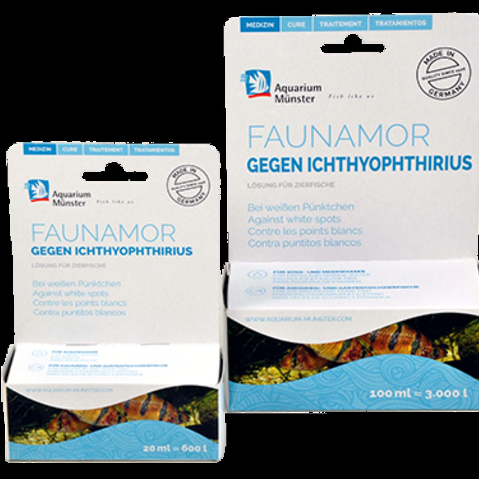 Aquarium Munster Faunamor anti-ICH