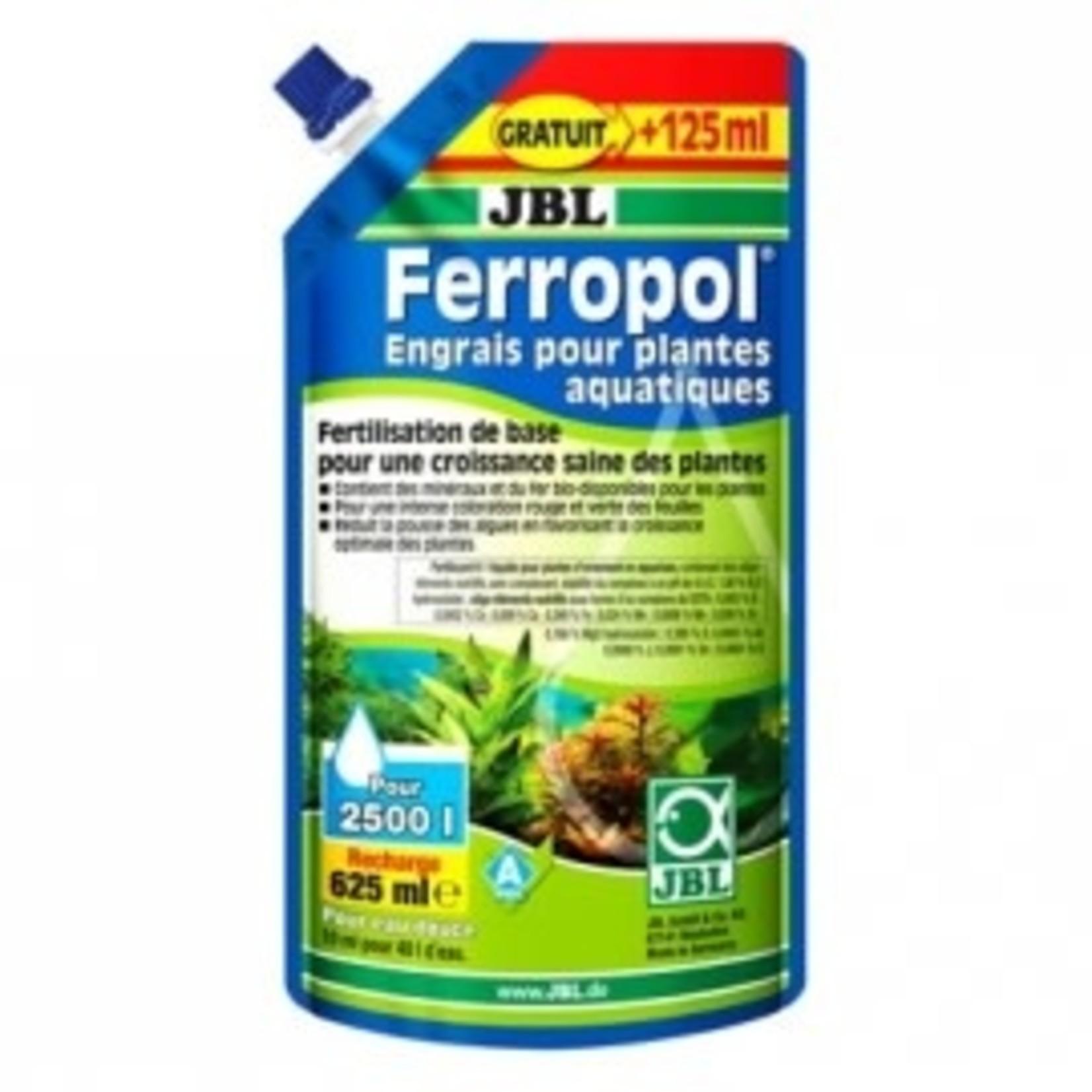 JBL FERROPOL 500ml+125ml gratuit (recharge)