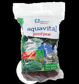 Aquarium Munster Tourbe noir - AQUAVITAL POND PEAT 4.000 lt