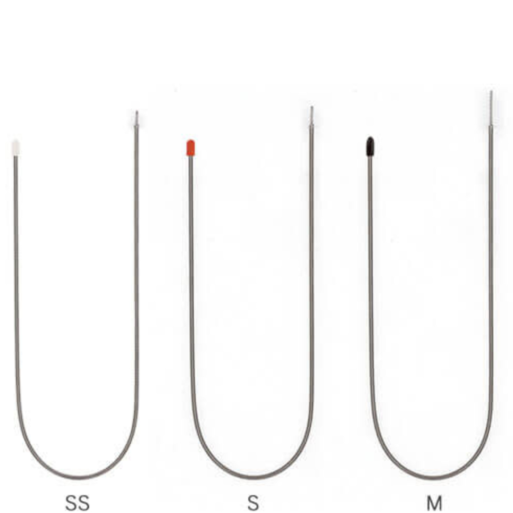 ADA Goupillon - Tube Brush 3- Set