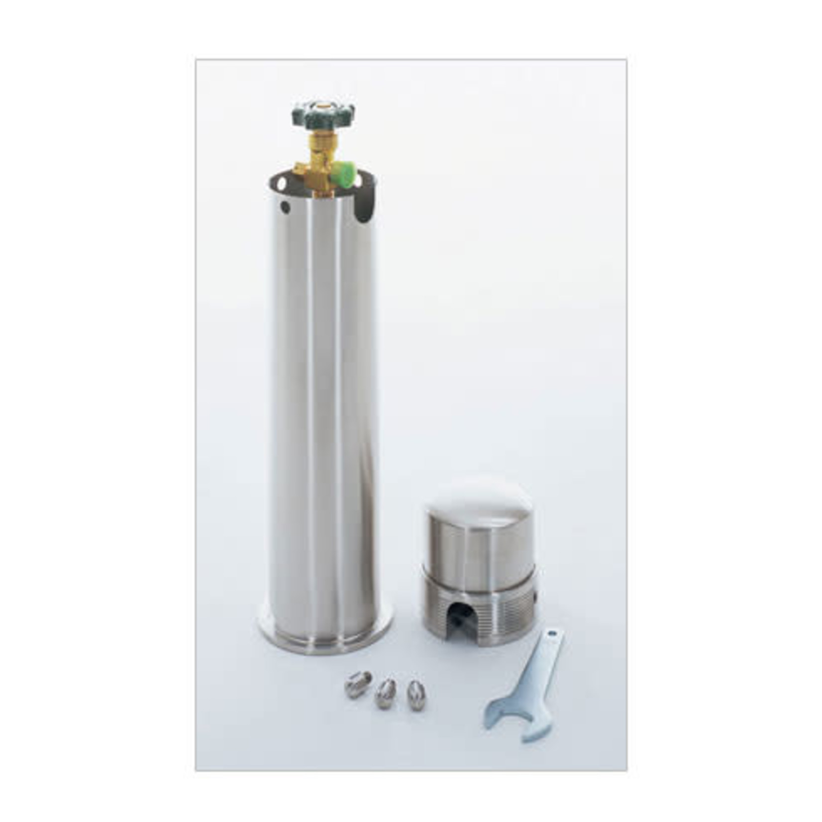 ADA CO2 Tower (stainless steel case without CO2-bottle)