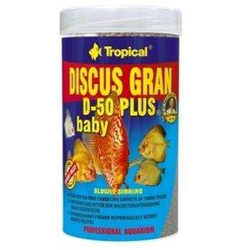 Tropical DISCUS GRAN D-50 PLUS BABY 250ml