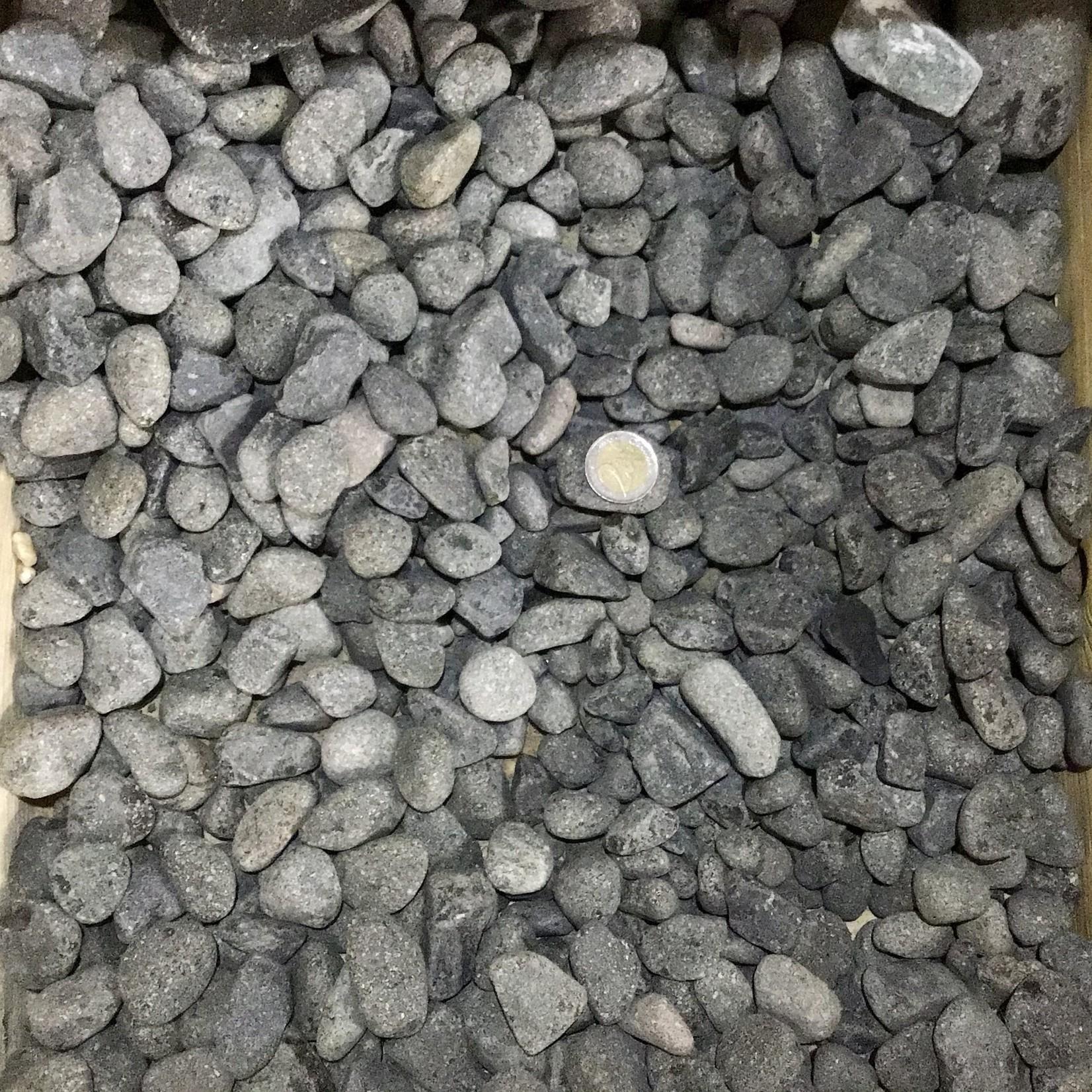 Basaltsteentjes 10-30 mm