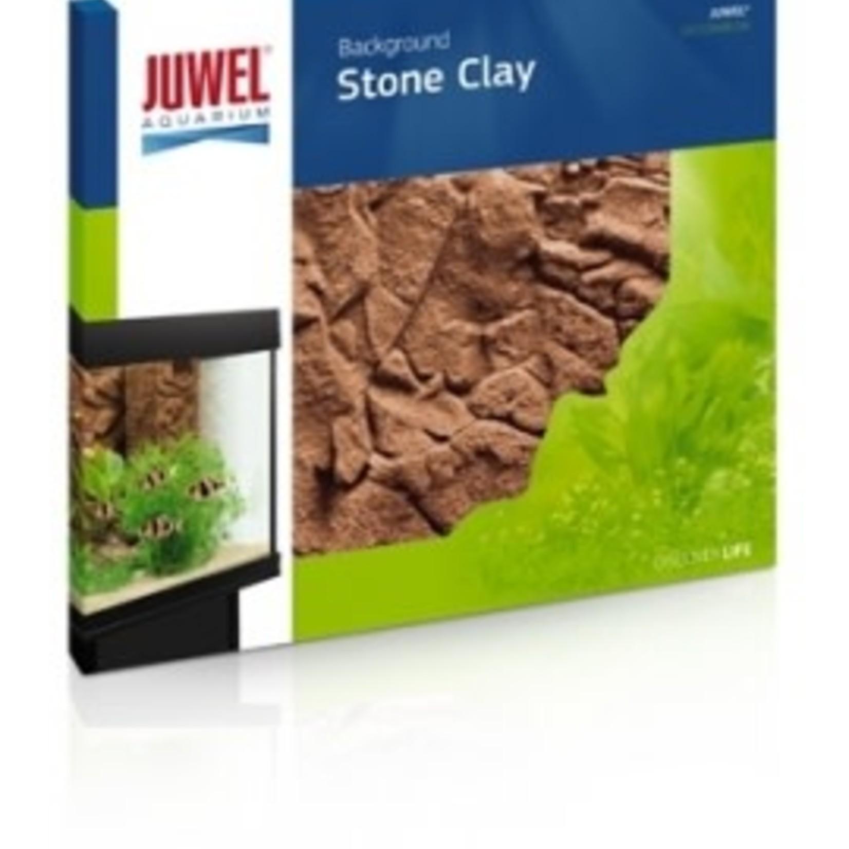 Juwel FOND ARRIERE STONE CLAY (600x550mm)