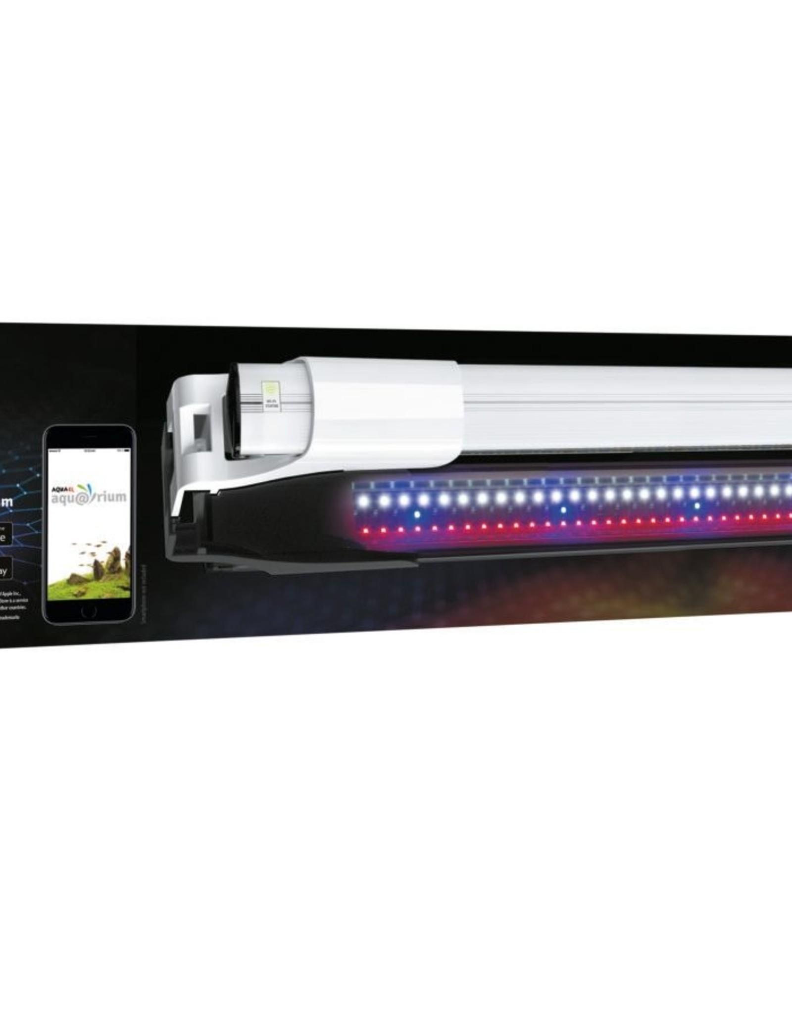 AquaEl ECL LEDDY SLIM LINK BLANC 36w pr.aqua.100-120cm