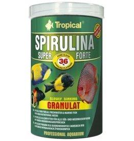 Tropical SUPER SPIRULINA FORTE Granules