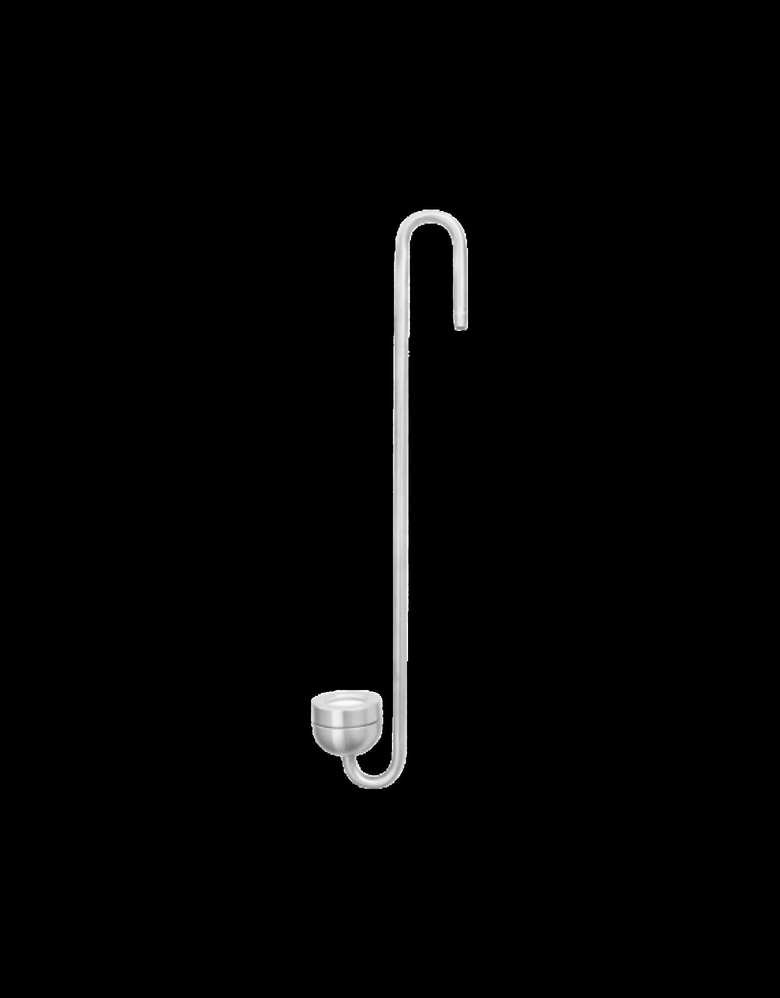 Aqua Nova 30 mm roestvrijstalen CO2-diffusor