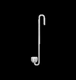 Aqua Nova CO2-diffusor van roestvrij staal