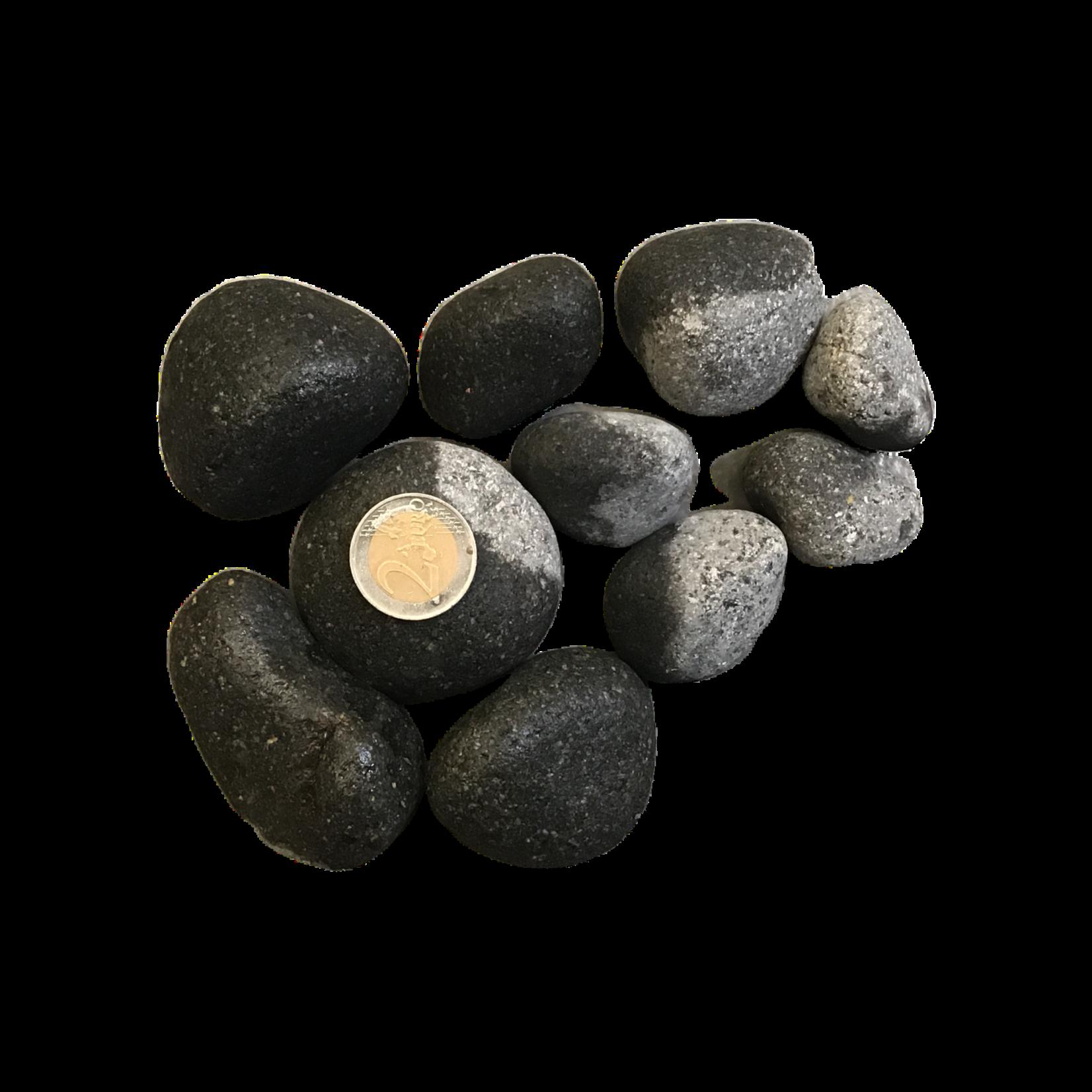 Basaltsteentjes 25-50mm (100gr)