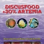 Ocean Nutrition Discus food + 30% artemia