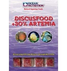 Ocean Nutrition Discus food + 30% artemia