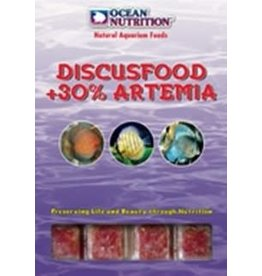 Ocean Nutrition Discusvoer + 30% artemia