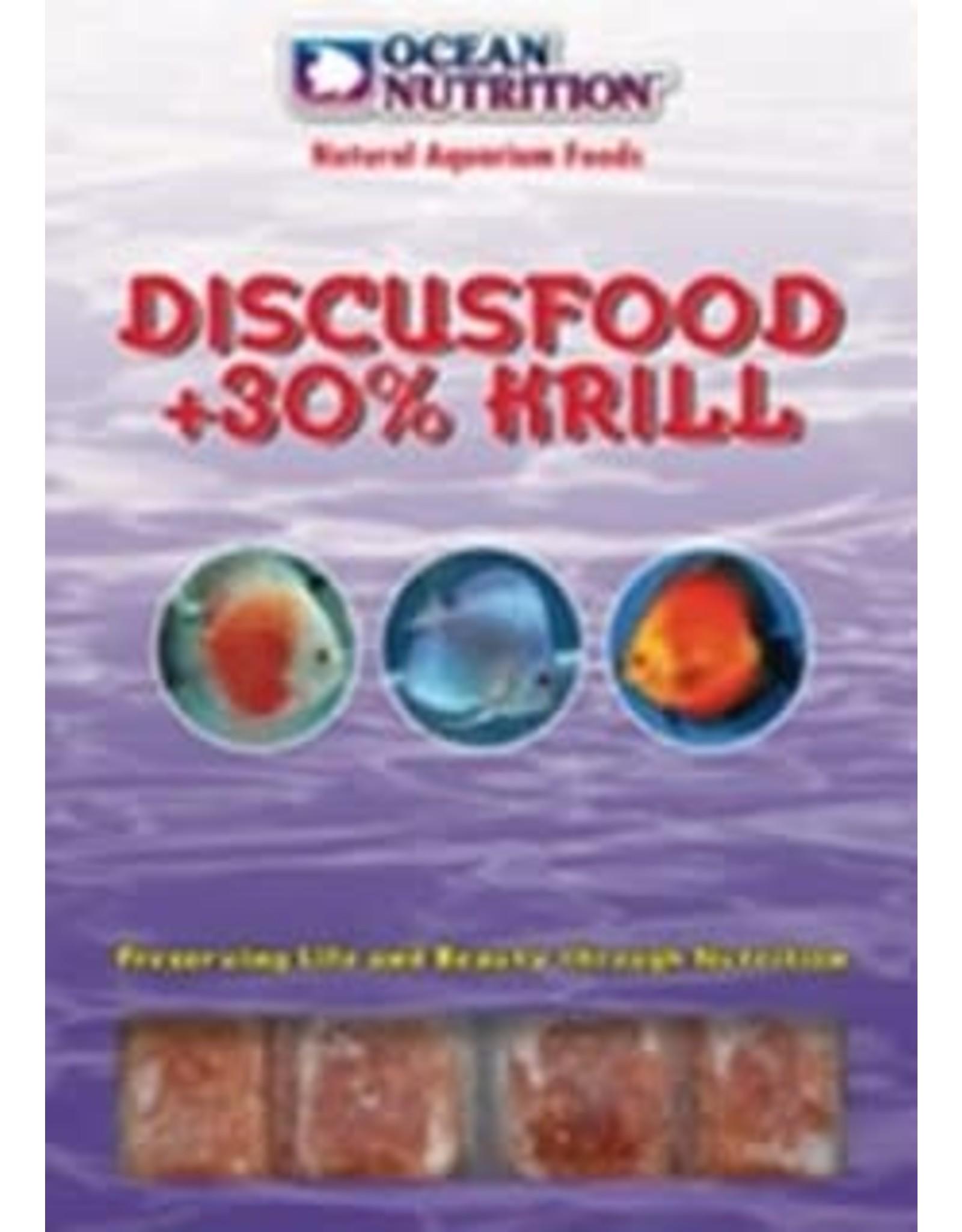 Ocean Nutrition discus food + 30% krill 100gr