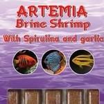 Ocean Nutrition Artemia met spirulina en knoflook