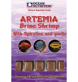 Ocean Nutrition Artemia with spirulina and garlic