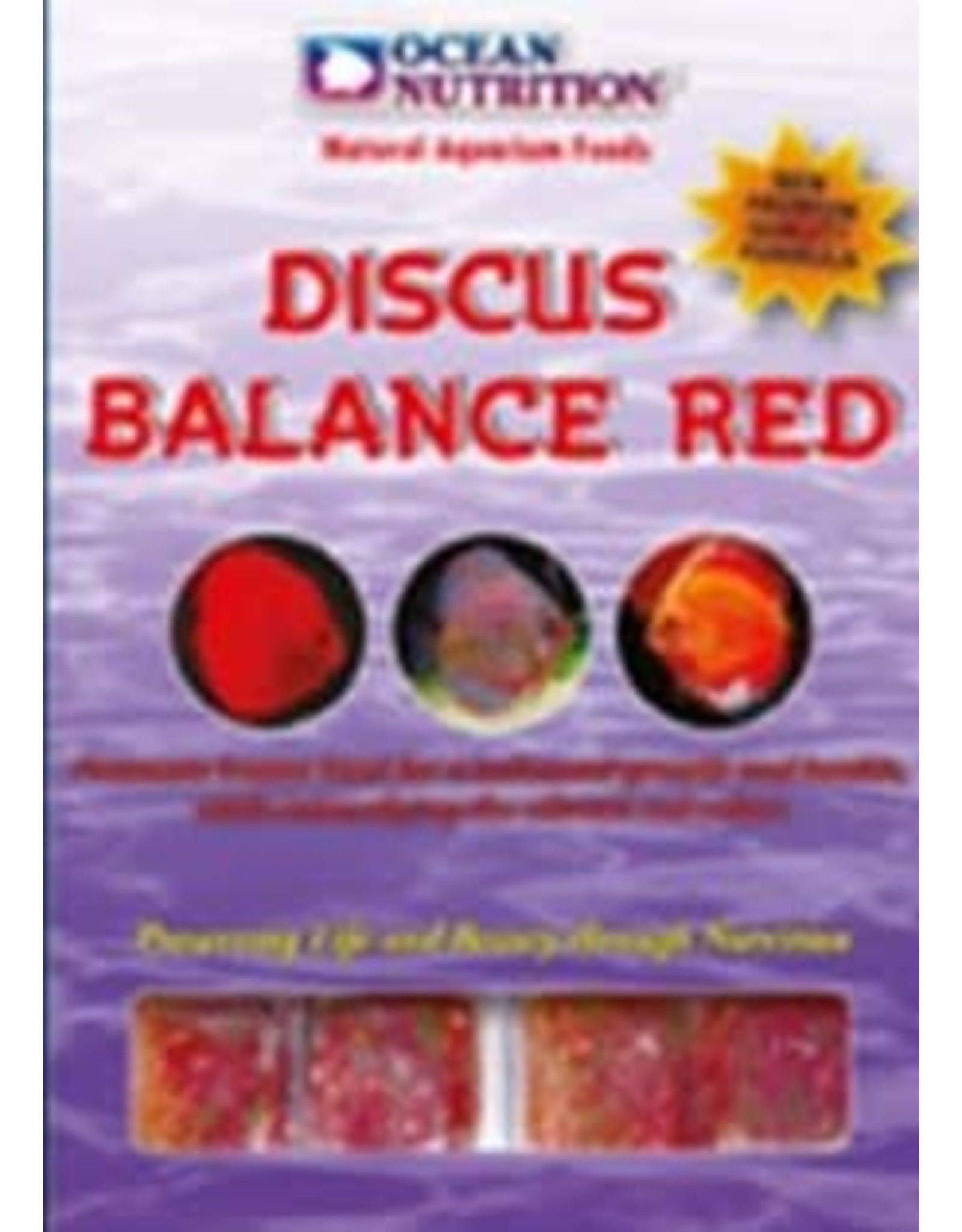 Ocean Nutrition Discus balance Red - 100gr