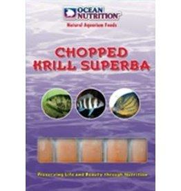 Ocean Nutrition gehakte krill superba (groot)