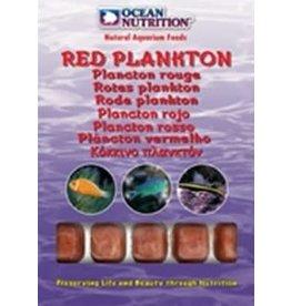 Ocean Nutrition Rood plankton