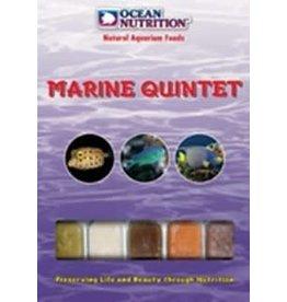 Ocean Nutrition Marine quintet