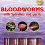 Ocean Nutrition Rode muggenwormen met spirulina en knoflook