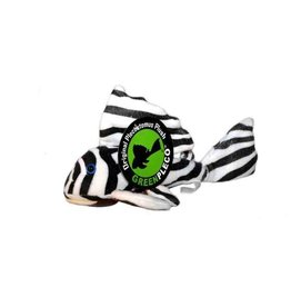 Ceramic Nature Zebra Pleco Plush