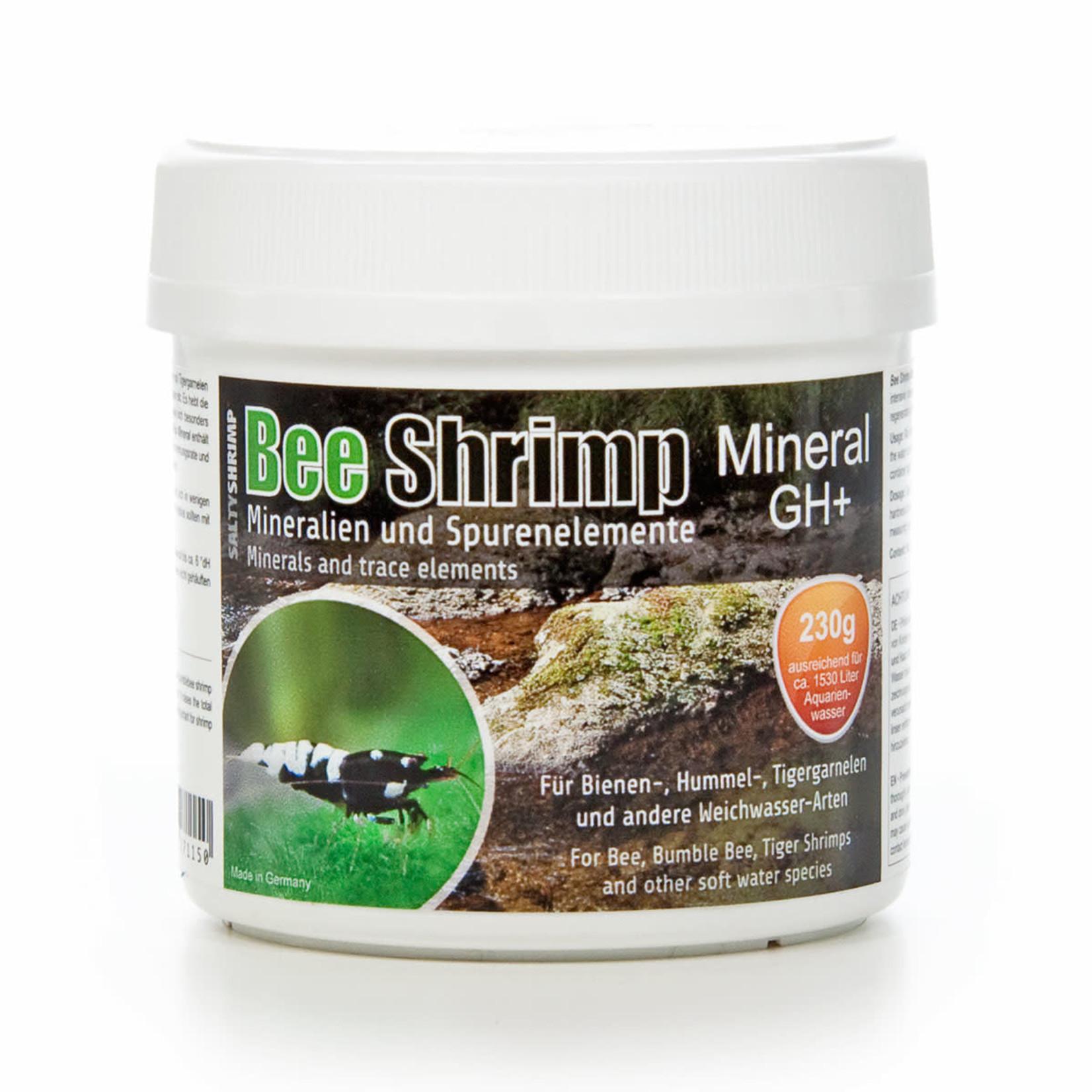 Salty Shrimp Bee Shrimp Mineral GH +