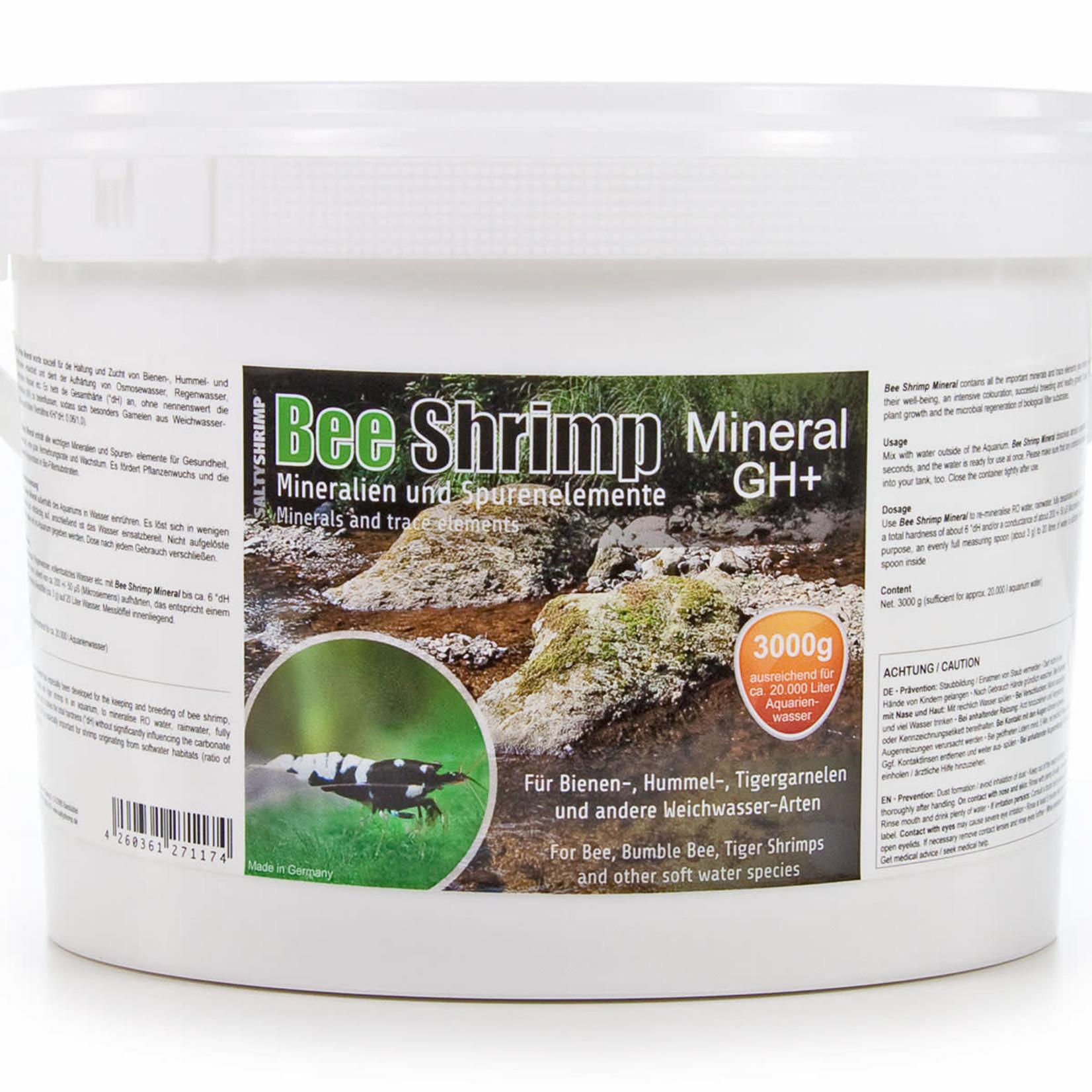 Salty Shrimp Bijengarnalen Mineraal GH +