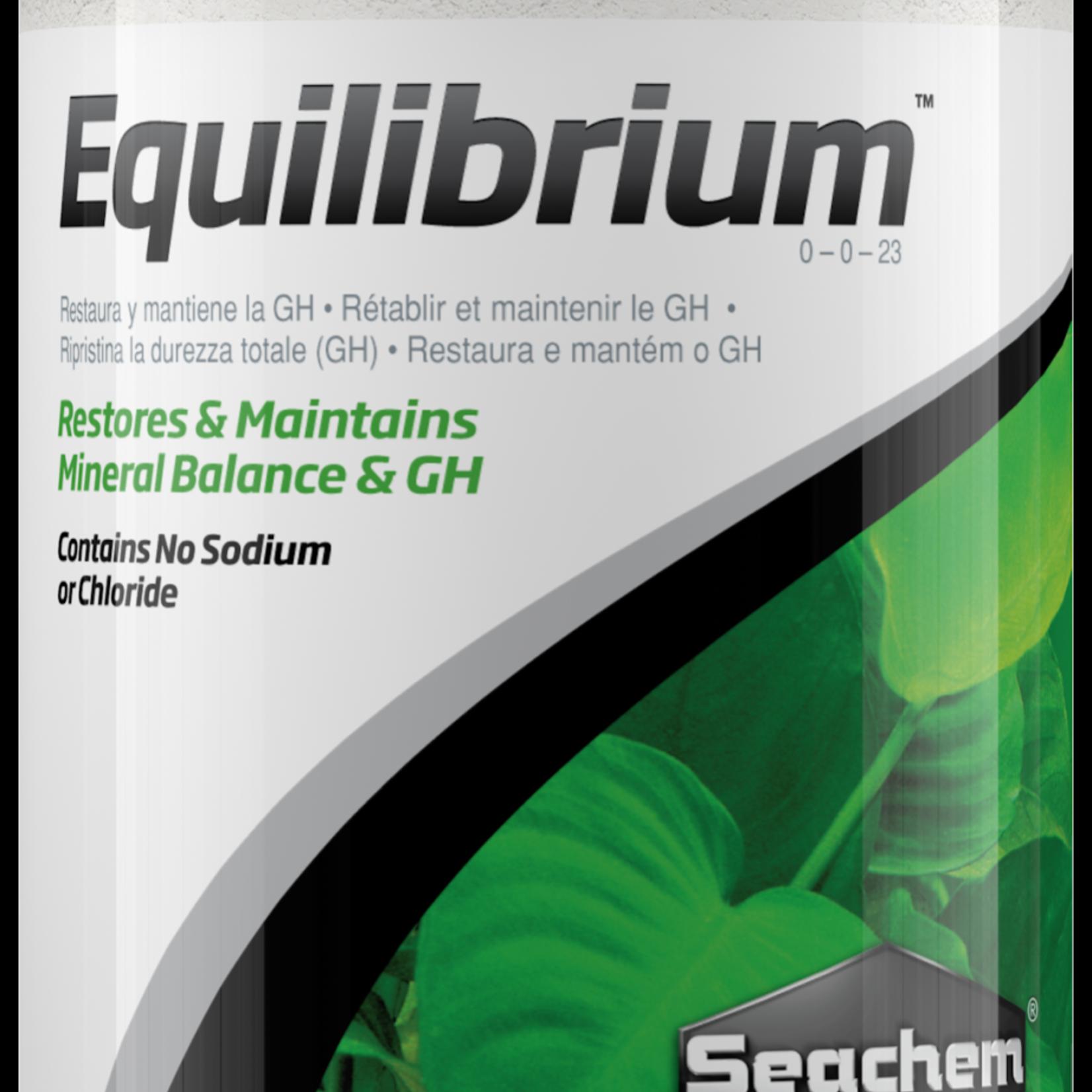 Seachem Equilibrium GH+