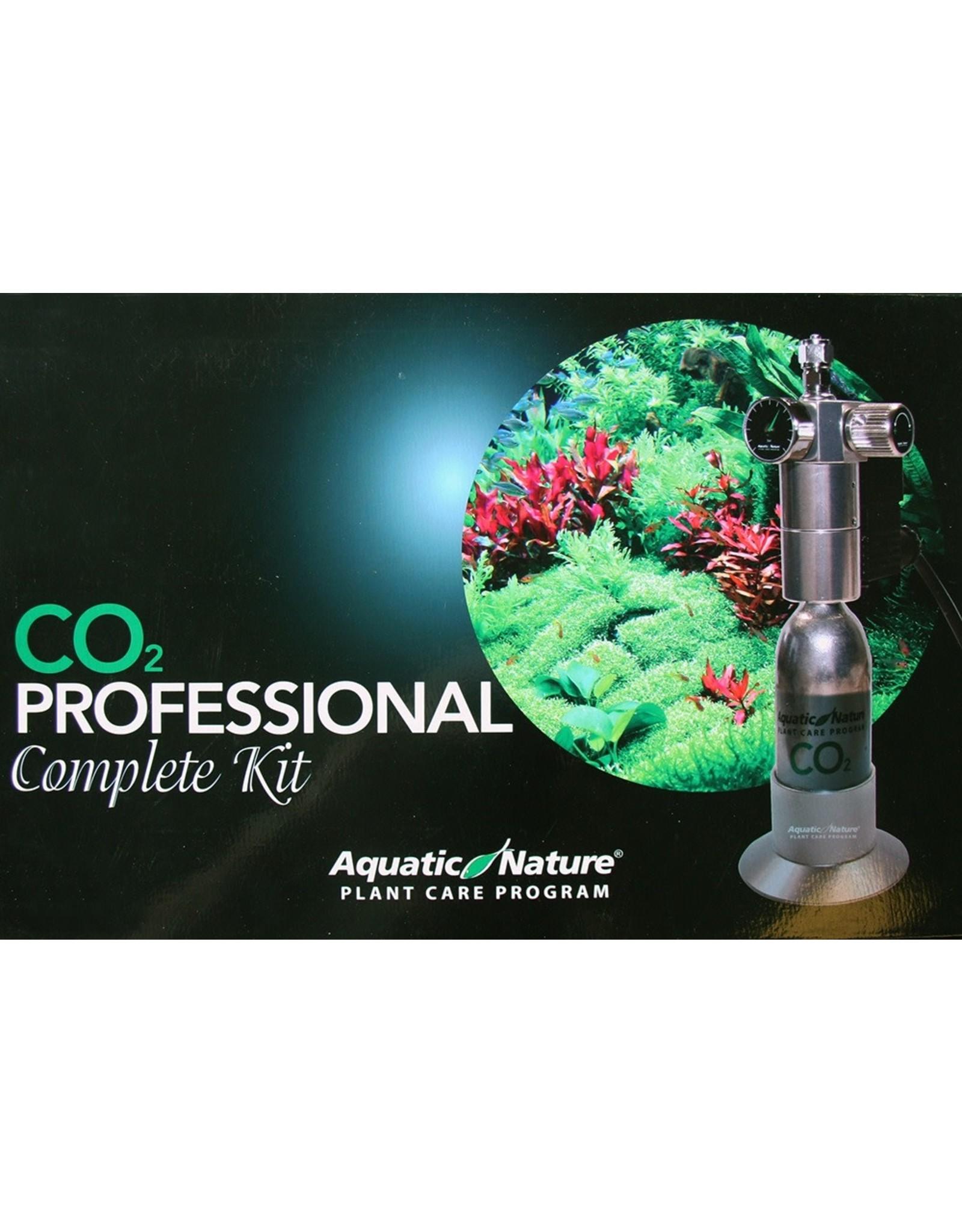 Aquatic Nature CO2 PROFESSIONAL KIT Blau