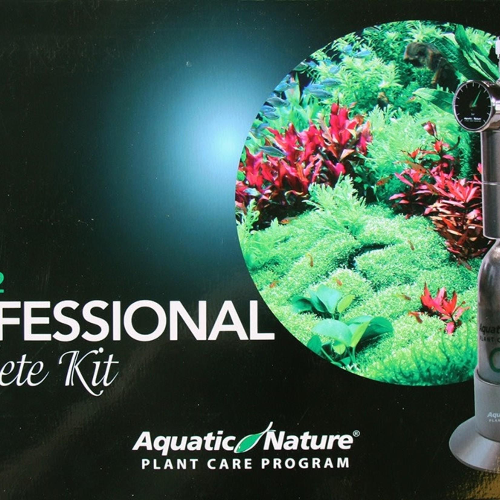 Aquatic Nature CO2 PROFESSIONELE KIT Blau