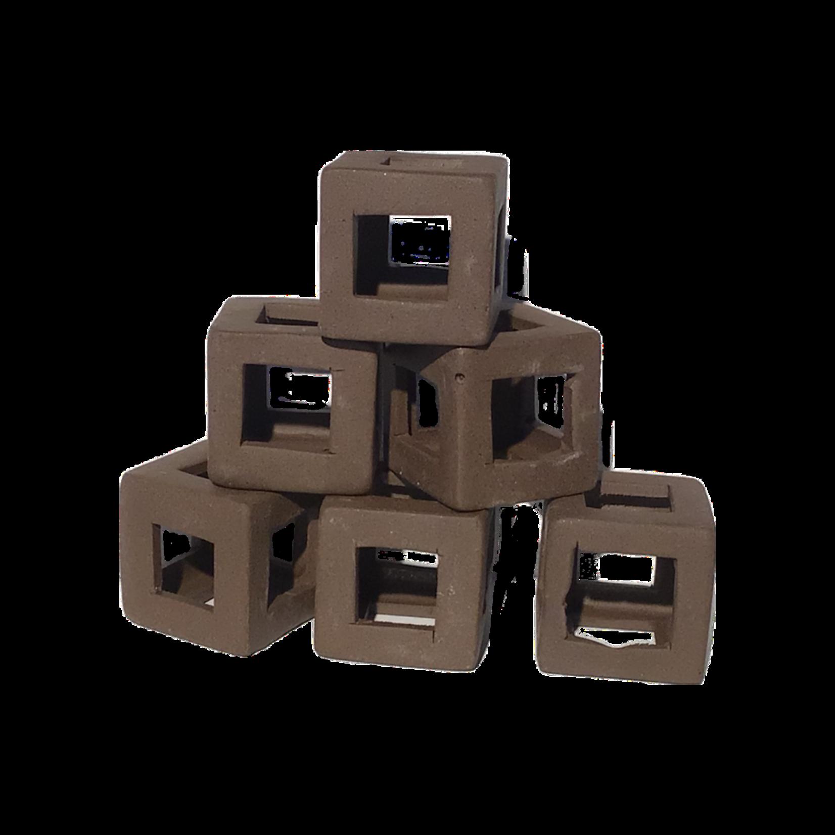Bubba Keramische kubus 2x2x2cm (1st)