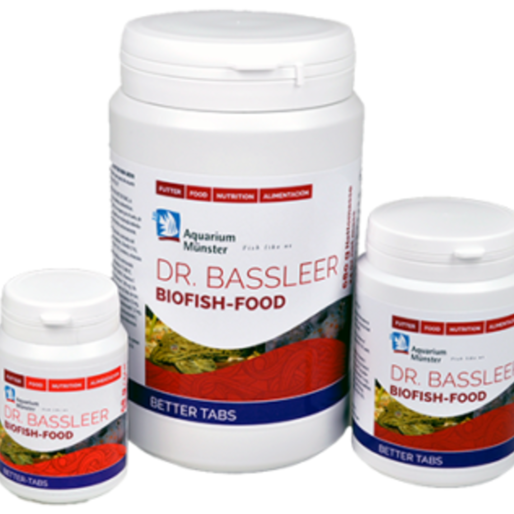 BioFishFood Dr Bassleer - Better Tabs