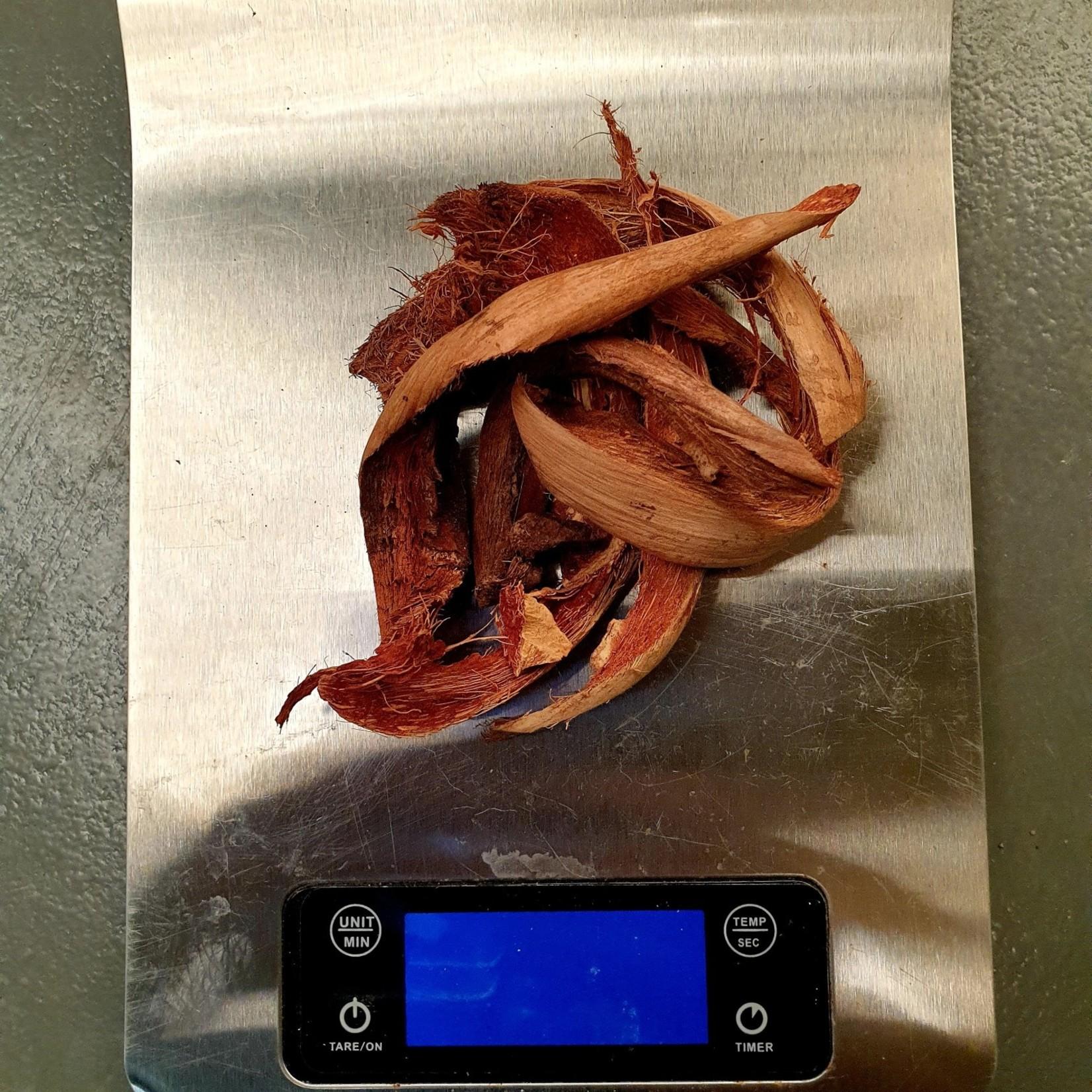 Produits naturels Coconut bark - Coconut curly (30gr)