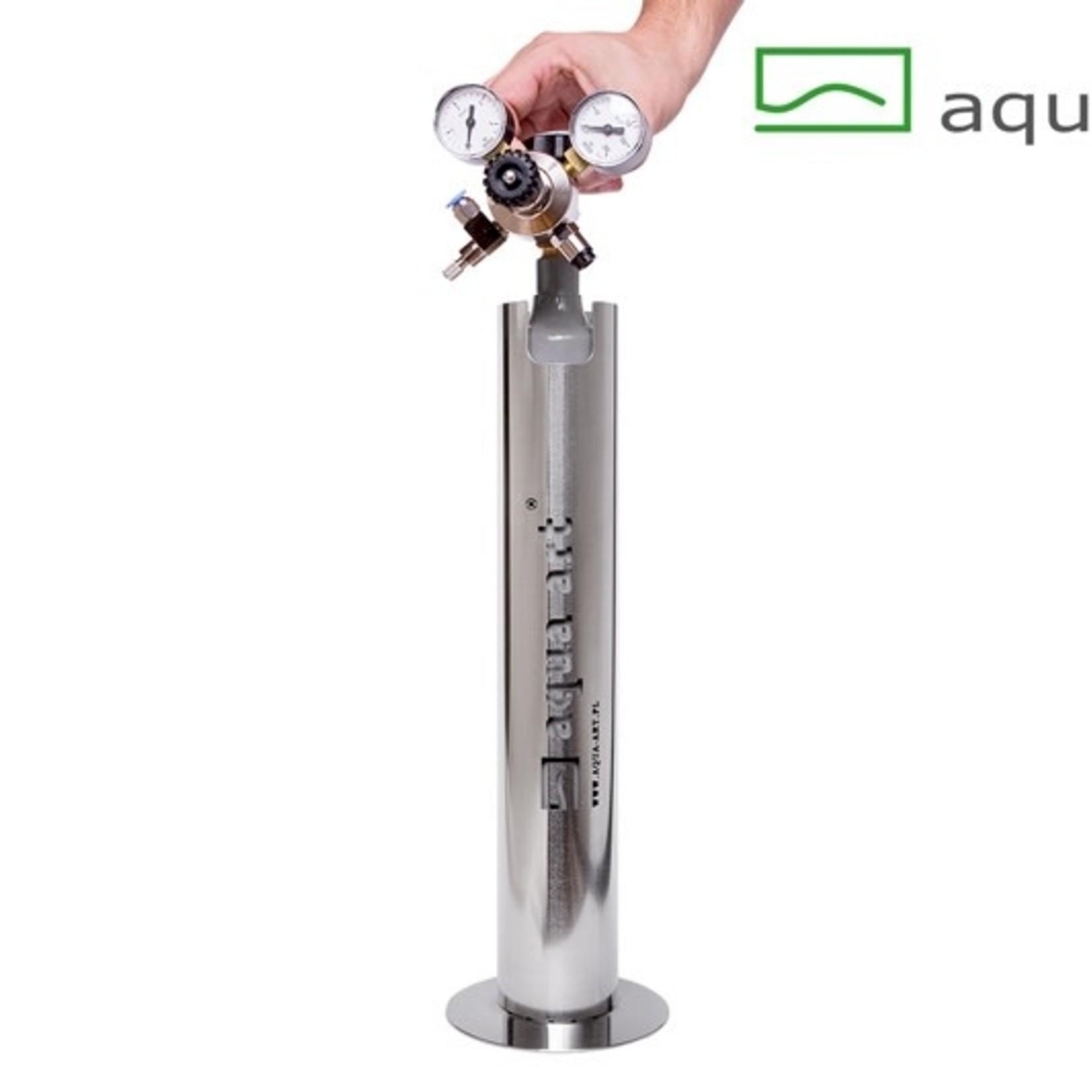 Aqua-Art Cylindre pour bonbonne CO2 500gr