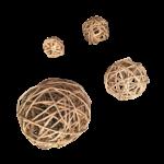 Produits naturels Garnalen ballen